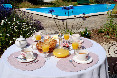 Bed and Breakfast in Sainte Soulle - Vacation, holiday rental ad # 32111 Picture #1
