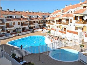 Apartamento Playa De Las Americas - 4 personas - alquiler n°32149