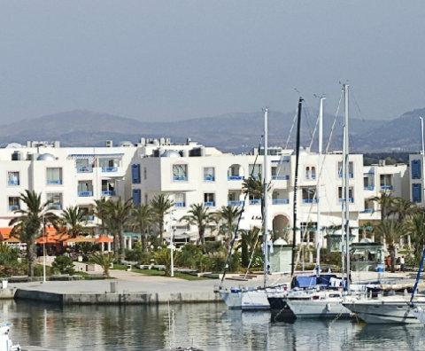 Appartement Hammamet - 5 personen - Vakantiewoning  no 32158