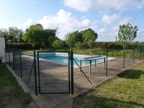 House in Saint Fort sur Gironde - Vacation, holiday rental ad # 32239 Picture #1