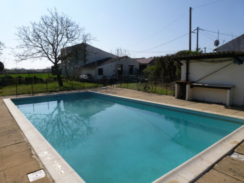House in Saint Fort sur Gironde - Vacation, holiday rental ad # 32239 Picture #4