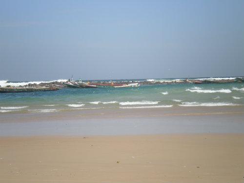 Yoff -    vue sur mer