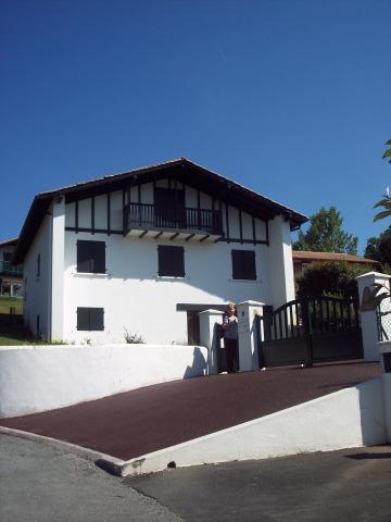 Maison 4 personnes Urrugne - location vacances  n°32254