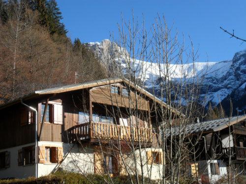 Chalet Montmin - 4 personnes - location vacances  n°32255