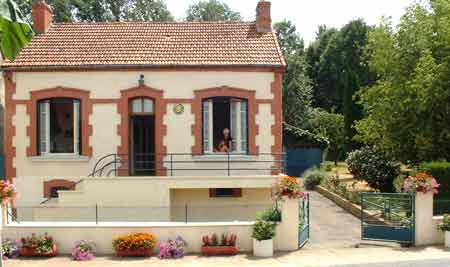 Gite Saint-sauvier - 6 people - holiday home  #32258