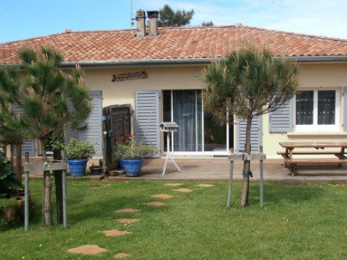 House Vieux Boucau Les Bains - 6 people - holiday home  #32259
