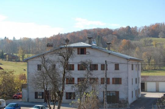 Flat Foncine Le Bas - 6 people - holiday home