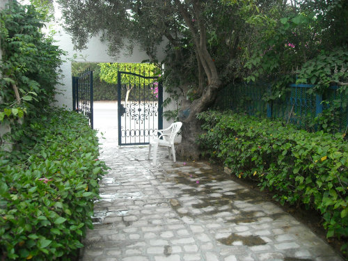 Appartement 7 personnes Hammamet  - location vacances  n°32279