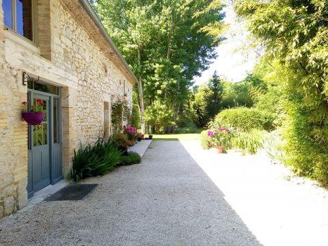 Gite Lauzerte - 6 personnes - location vacances  n°32294