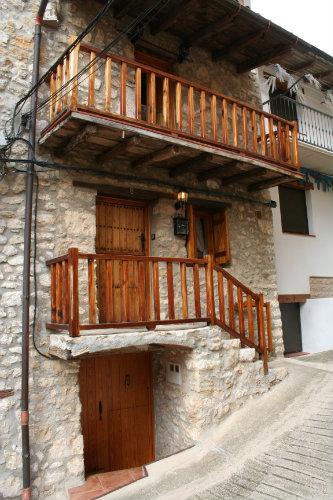 Casa rural 2 personas La Pobla De Benifassa-castellon- - alquiler n°32307