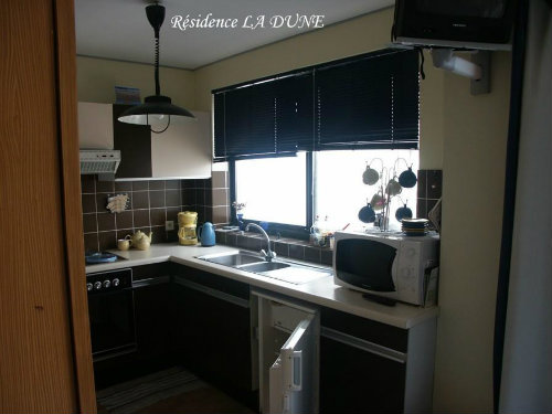 Studio in La Panne - Vacation, holiday rental ad # 32309 Picture #1