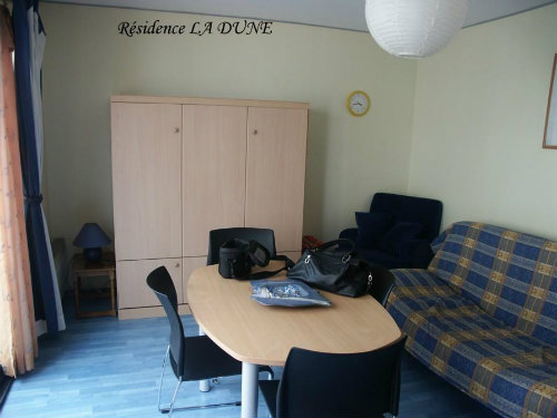 Studio in La Panne - Vacation, holiday rental ad # 32309 Picture #3