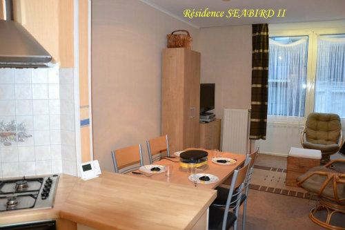 Flat in La Panne - Vacation, holiday rental ad # 32311 Picture #4