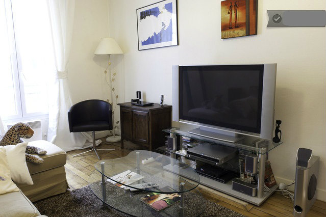 Flat Courbevoie - 3 people - holiday home  #32328