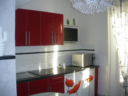 Studio in TOULON - Vacation, holiday rental ad # 32400 Picture #1