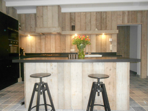 House in Knokke-Heist - Vacation, holiday rental ad # 32410 Picture #2