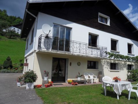 Gite 4 personnes La Bresse - location vacances  n�32412