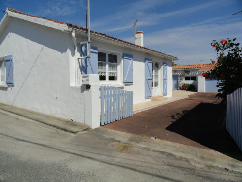 House L'epine - 6 people - holiday home  #32427