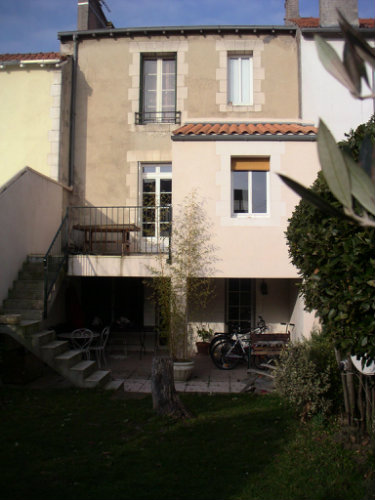 Maison 8 personnes La Rochelle - location vacances  n°32430