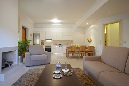 Flat Rethymno - 6 people - holiday home  #32472