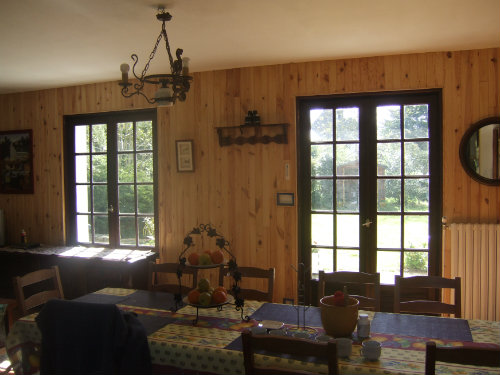 House in Plonévez Porzay - Vacation, holiday rental ad # 32473 Picture #1
