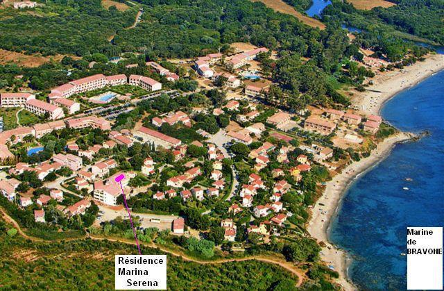 Appartement Bravone - 6 personnes - location vacances  n°32480