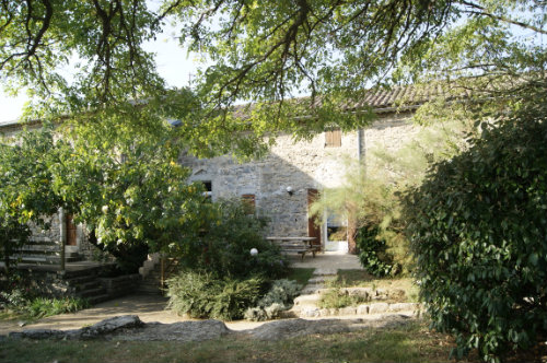 Gite 11 people Montreal  [ Ardeche ] - holiday home  #32556