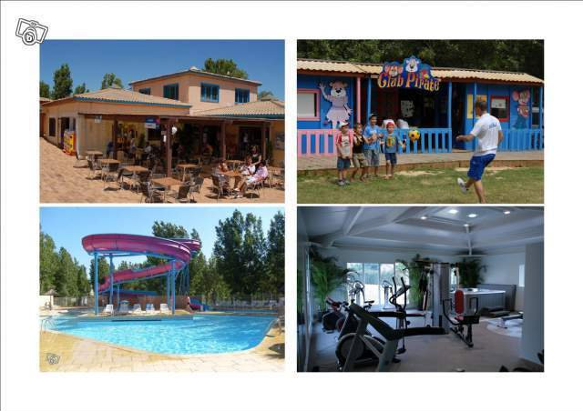 Mobil-home 6 personnes Valras - location vacances  n°32564