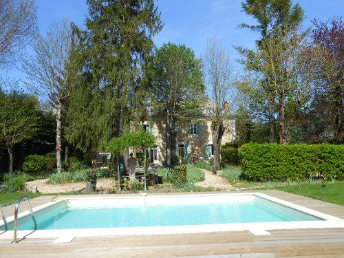 Huis Le Lardin Saint Lazare - 10 personen - Vakantiewoning  no 32570