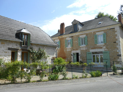 Gite Le Lardin Saint Lazare - 4 personen - Vakantiewoning  no 32571