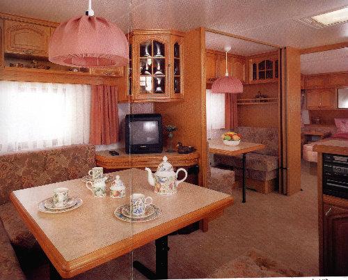 Caravane La Salvetat Sur Agout - 5 personnes - location vacances  n°32602