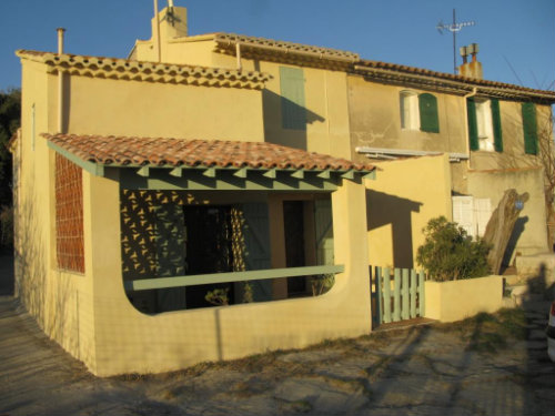 House in St cyr sur mer - Vacation, holiday rental ad # 32628 Picture #0