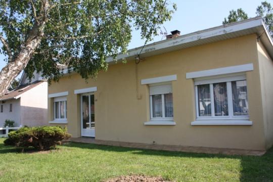 Maison 8 personnes Stella-plage - location vacances  n�32636