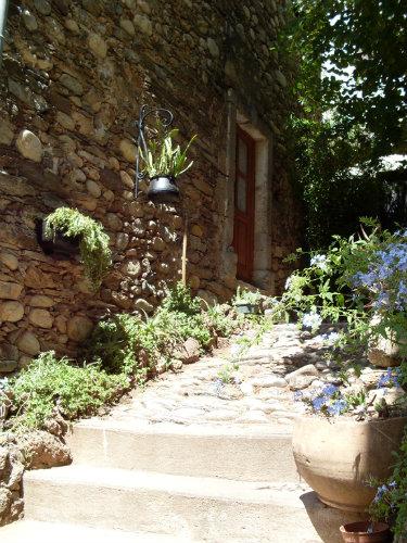 Casa Roquebrun - 4 personas - alquiler n°32653