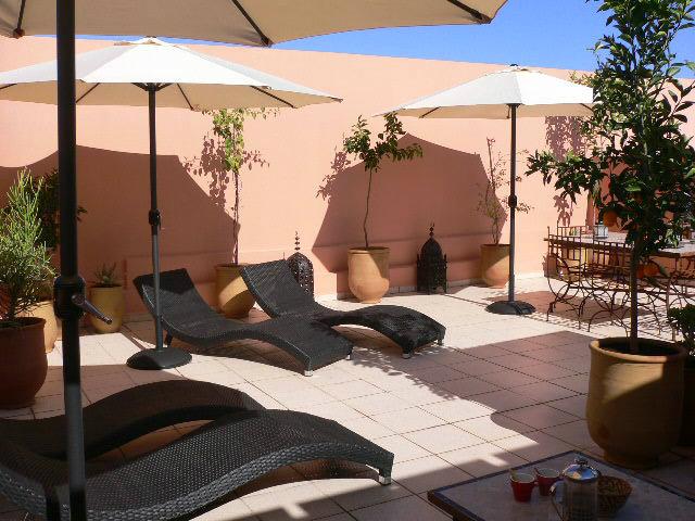 Appartement Marrakech - 4 personnes - location vacances