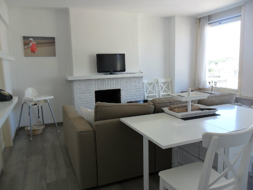 Flat in Wenduine - Vacation, holiday rental ad # 32712 Picture #1