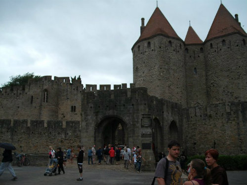 House in Carcassonne - Vacation, holiday rental ad # 32724 Picture #4