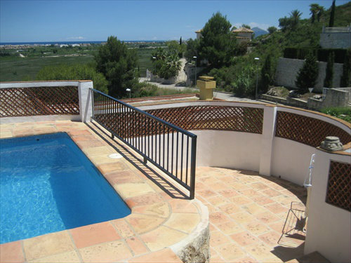 House in oliva  - Vacation, holiday rental ad # 32736 Picture #5