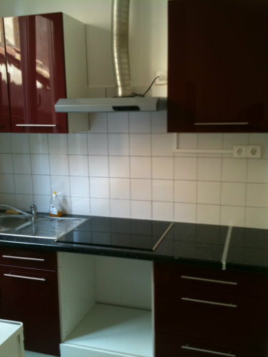 Flat Carcassonne - 3 people - holiday home  #32738