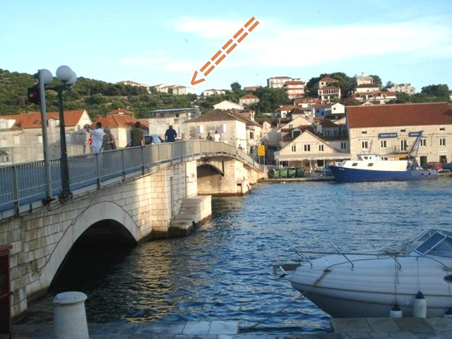 Flat Trogir - 4 people - holiday home  #32764