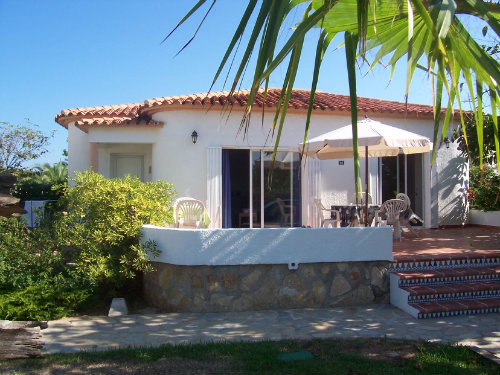 House 4 people Marbella - holiday home  #32780
