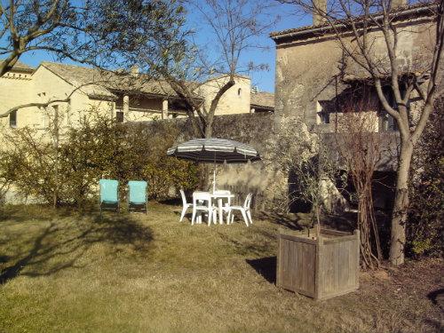 Appartement 5 personnes Uzès - location vacances  n°32786