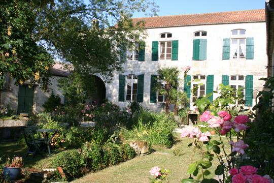Gite Asnières La Giraud - 6 personnes - location vacances  n°32805