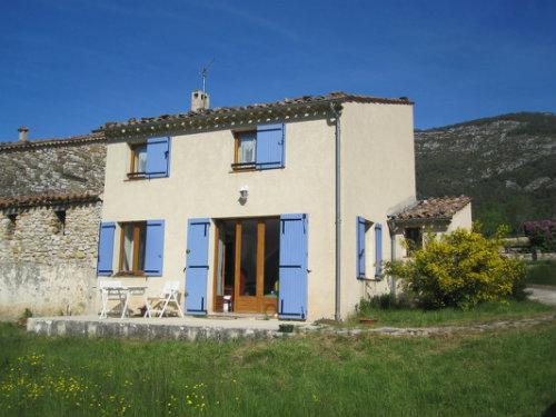 Maison La Palud Sur Verdon - 4 personnes - location vacances  n°32814