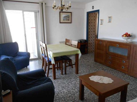 Flat in Calpe - Vacation, holiday rental ad # 32820 Picture #2