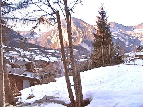 Chalet Sembrancher, Valais - 2 personnes - location vacances  n°32823