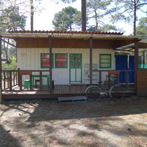 Bungalow Vendays-montalivet - 5 personen - Vakantiewoning  no 32861
