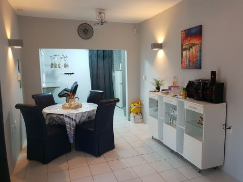 Maison Willemstad - 9 personnes - location vacances  n°32881