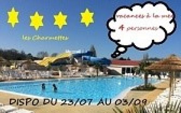 Mobile home in Les mathes - la palmyre - Vacation, holiday rental ad # 32892 Picture #5