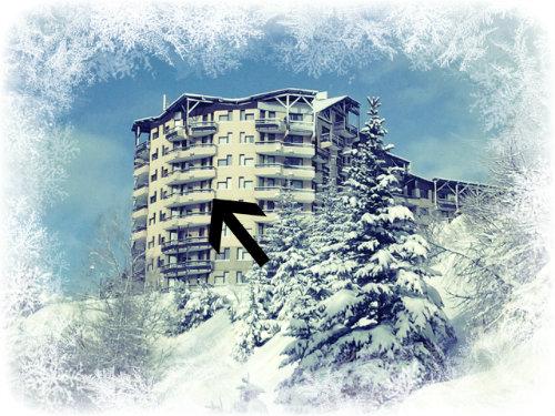 Appartement Les Ménuires - 4 personen - Vakantiewoning  no 32908